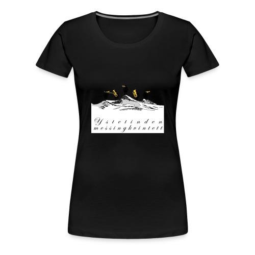 argaste 5 skjorte - Premium T-skjorte for kvinner