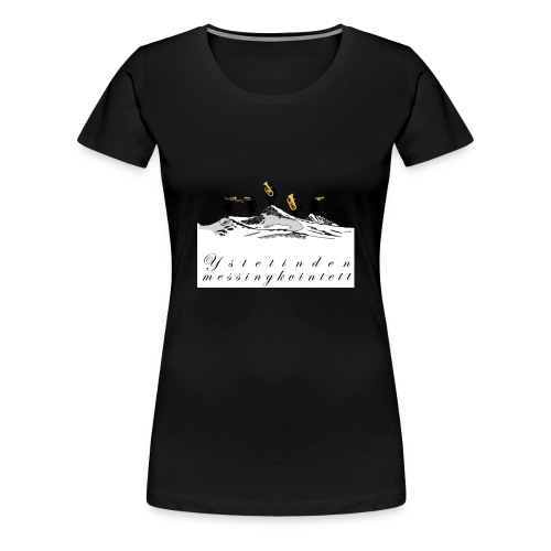 argaste 4 skjorte - Premium T-skjorte for kvinner