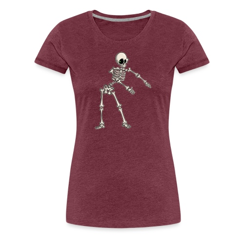 Floss like a Boss - Frauen Premium T-Shirt