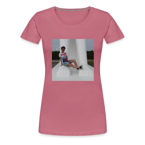 12049283 10206640709869223 2934414594838933878 n - Dame premium T-shirt