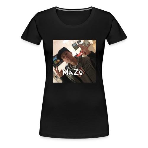 MaZo Bild 2 - Frauen Premium T-Shirt