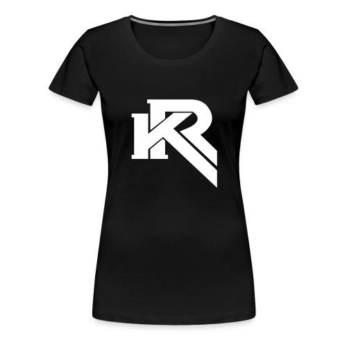 KR - Camiseta premium mujer