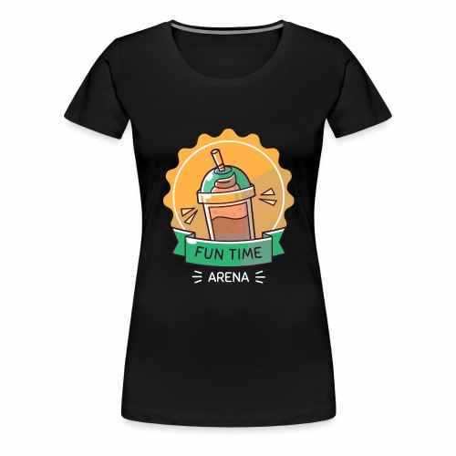 Slush - Frauen Premium T-Shirt