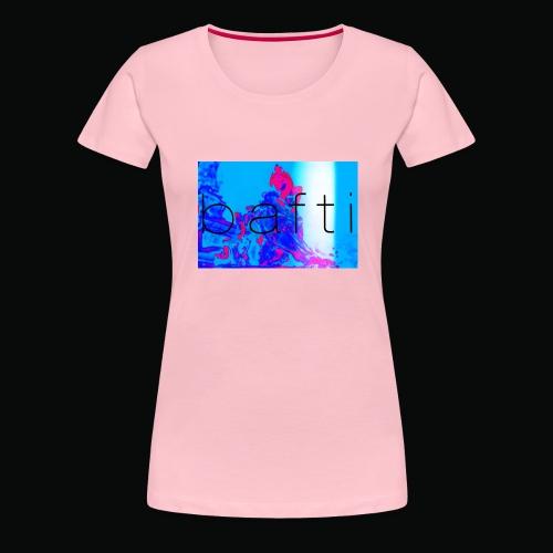 bafti lsd tee - Dame premium T-shirt