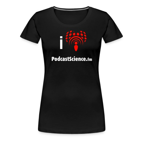 iloveps png - T-shirt Premium Femme