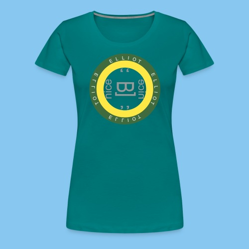 elliot church png - Women's Premium T-Shirt
