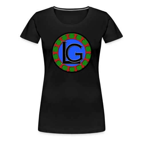 loczgriplogo10 - Frauen Premium T-Shirt
