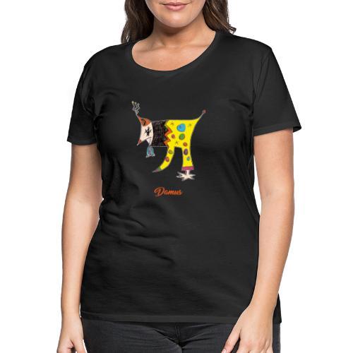 Damus - T-shirt Premium Femme