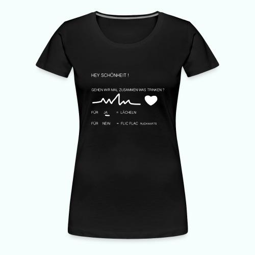 schönheit ve 1702410_1333 - Frauen Premium T-Shirt