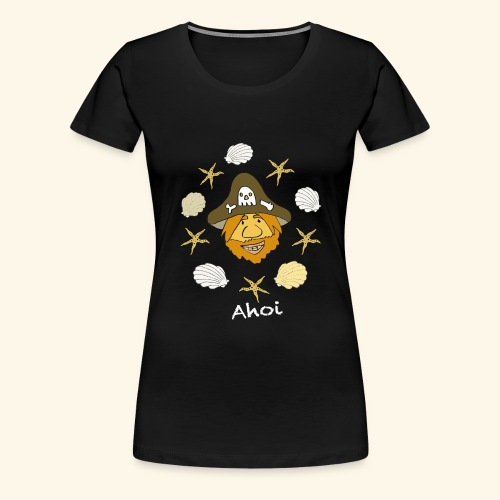 Pirat - Frauen Premium T-Shirt