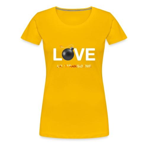 Dr Strangelove - Women's Premium T-Shirt