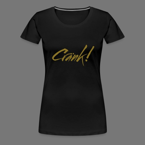 Logo simple - Frauen Premium T-Shirt