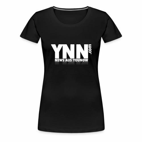 YouNowNews Banner - Frauen Premium T-Shirt