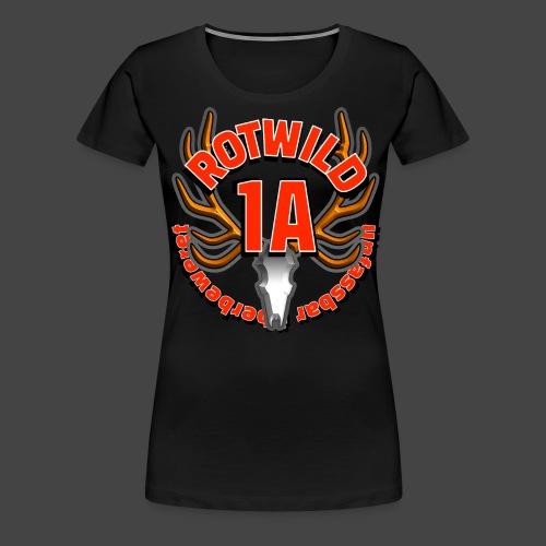 Trophäen - unfassbar überbewertet - Frauen Premium T-Shirt