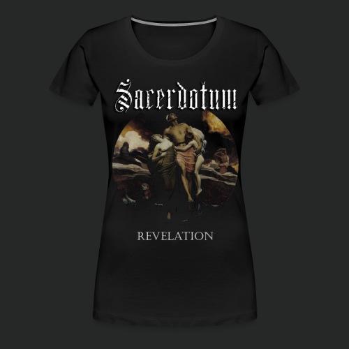 Sacerdotum Revelation - Women's Premium T-Shirt