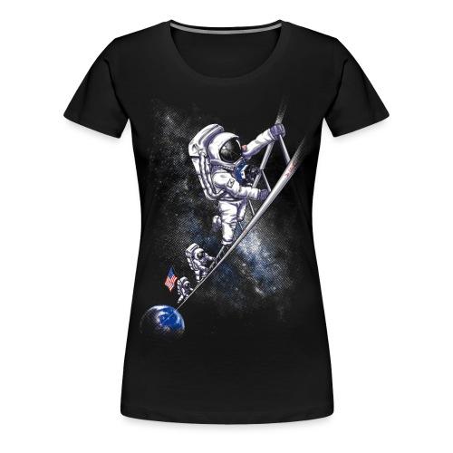 July 1969 spaceman - Women's Premium T-Shirt