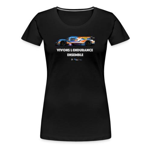 Norma FansWEC - T-shirt Premium Femme