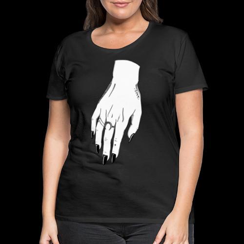 SAFE (female hand) - Camiseta premium mujer
