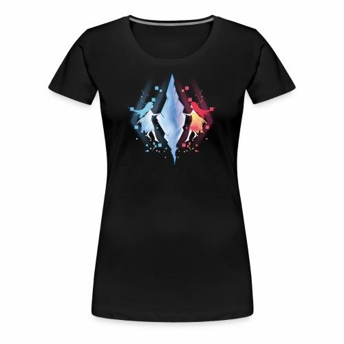 Fairy Flare - Camiseta premium mujer