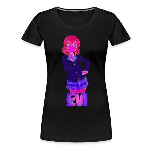 Maki EVI - Women's Premium T-Shirt