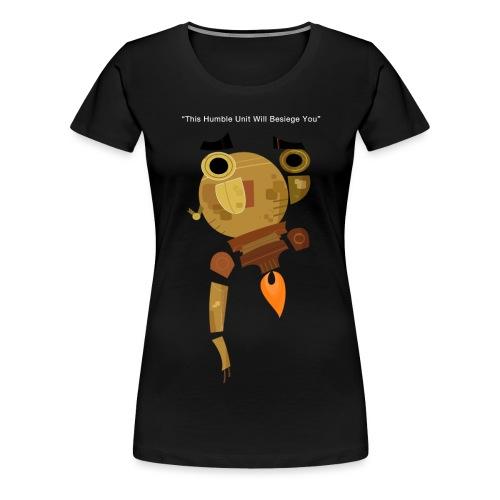 Fallout 4 Bosun Quote - Women's Premium T-Shirt