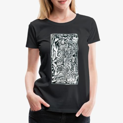Anxiety Trip - Women's Premium T-Shirt