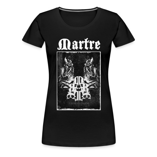 Martre Print 1 - Dame premium T-shirt
