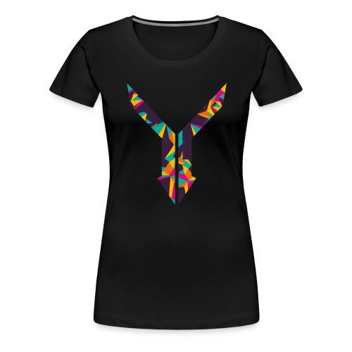 Logo LaTwixx - Frauen Premium T-Shirt