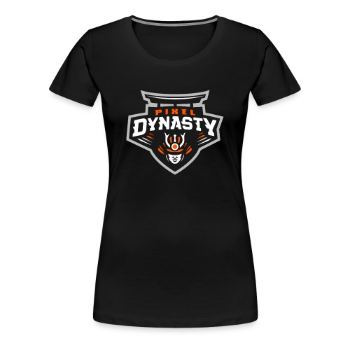 logo transparent - Women's Premium T-Shirt
