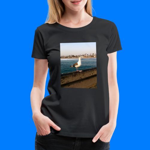 Gabbiano LA - Maglietta Premium da donna