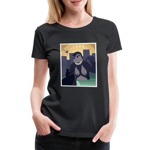 1990 - Vrouwen Premium T-shirt