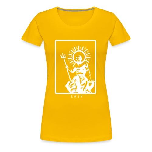 POSEIDONE - Maglietta Premium da donna