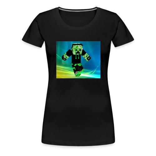 logo - Premium T-skjorte for kvinner