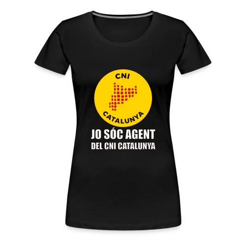 CNI CAT MERCHAND - Camiseta premium mujer