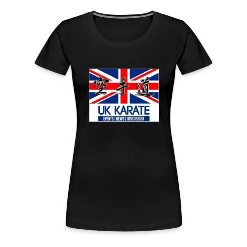 UKkarate - Women's Premium T-Shirt