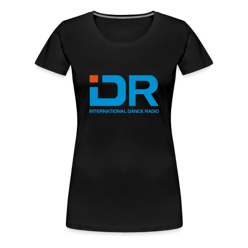 International Dance Radio - Camiseta premium mujer