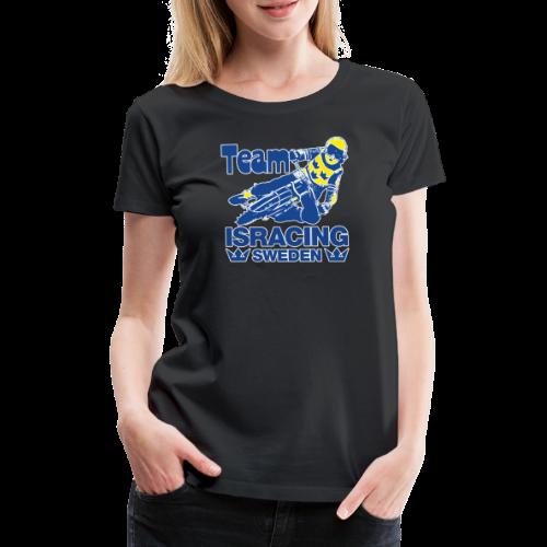Team ISRACING SWEDEN - Premium-T-shirt dam