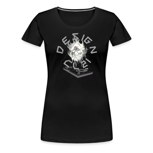 tuffer 3 - T-shirt Premium Femme