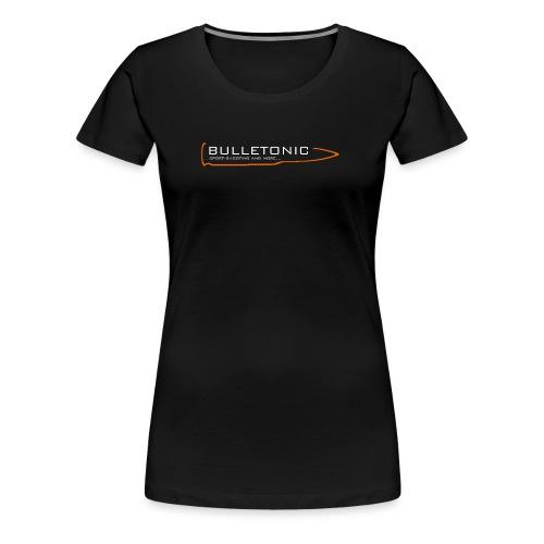Bulletonic Logo - Frauen Premium T-Shirt