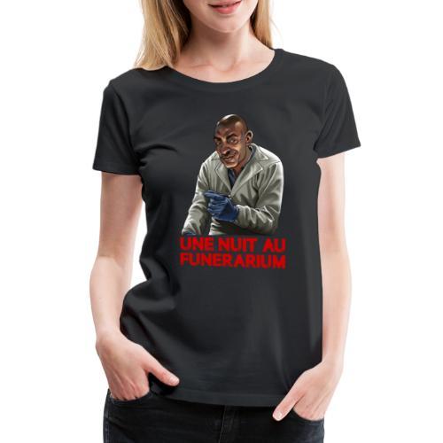 Une nuit avec Jasper - T-shirt Premium Femme