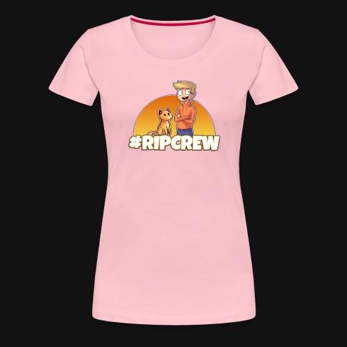 Rippelz - #RIPCrew - Frauen Premium T-Shirt