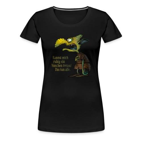 Stollentroll - Frauen Premium T-Shirt