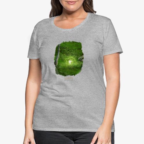 Älvdans - Premium-T-shirt dam