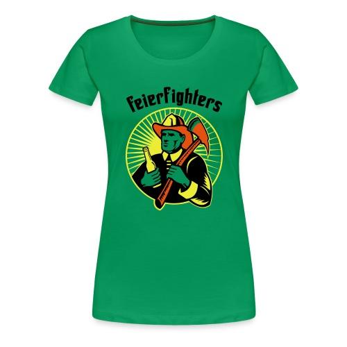 feierfighters - Frauen Premium T-Shirt