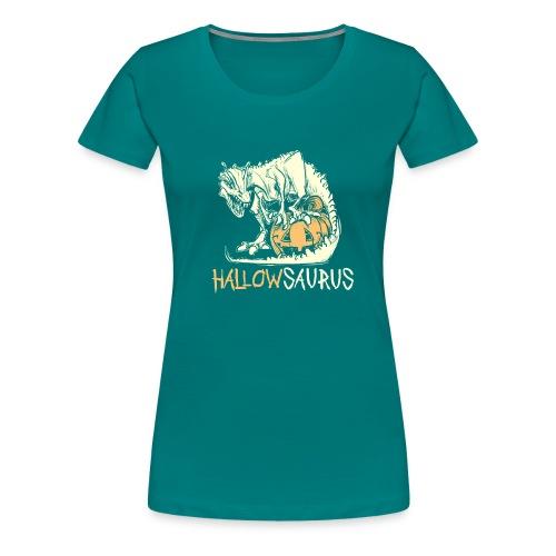 HallowSaurus T-Shirt - Maglietta Premium da donna