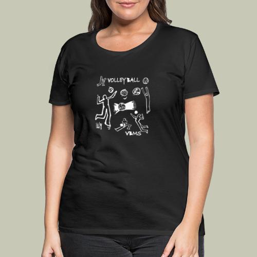 Graphique - T-shirt Premium Femme