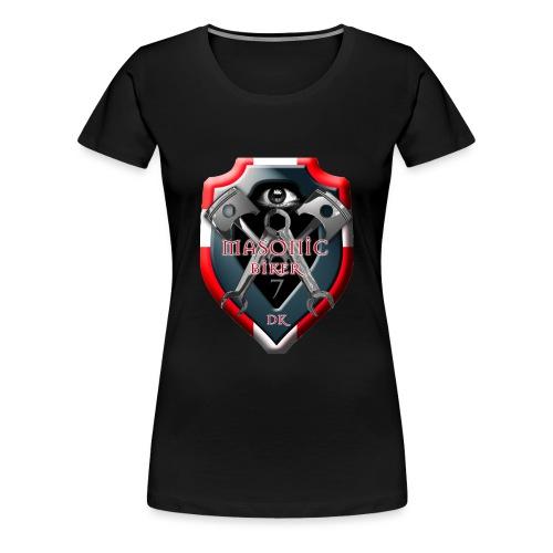 MBDK - Dame premium T-shirt