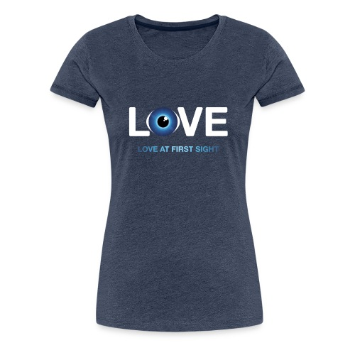 Love at 1st Sight - Women's Premium T-Shirt