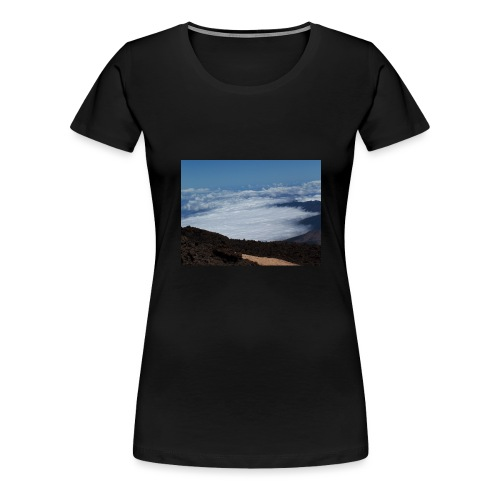 100 0443 - Camiseta premium mujer