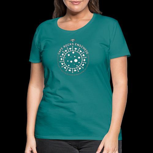 COVID-19 - Vrouwen Premium T-shirt